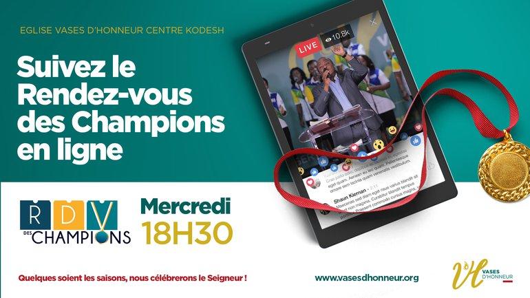 Tout Pouvoir M'a Été Donné I Pasteur Charles Arthur Kouassi I RDV Des ChampionsI 15-04-2020
