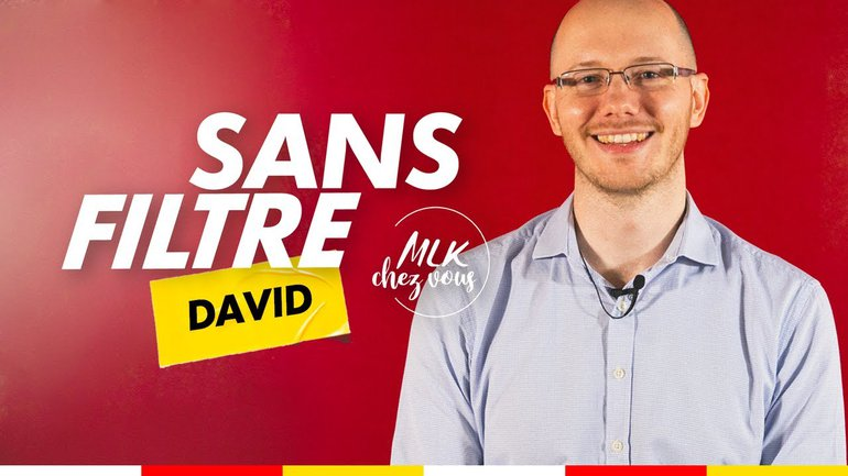 Sans Filtre #9 - David