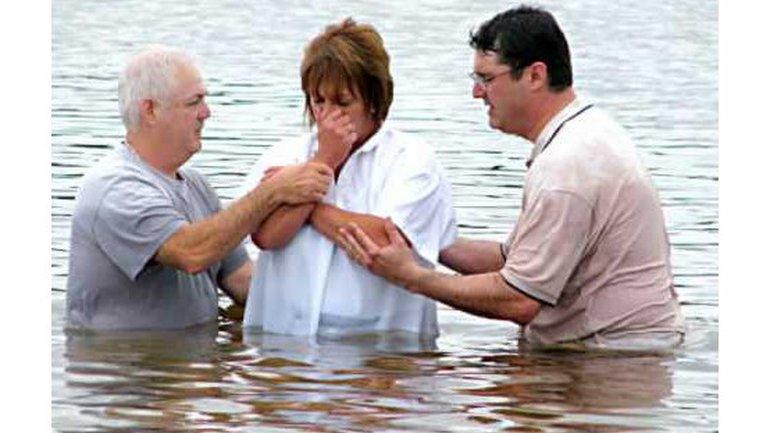 Baptêmes de l'Église de Senneterre (chant A la rivère)