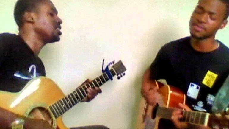 Mon âme a soif de Toi - Dan Luiten - Cédric Anguilley et Erick Ralph Kionga