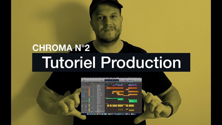Tutoriel arrangements et production de Chroma No. 2: Capturé