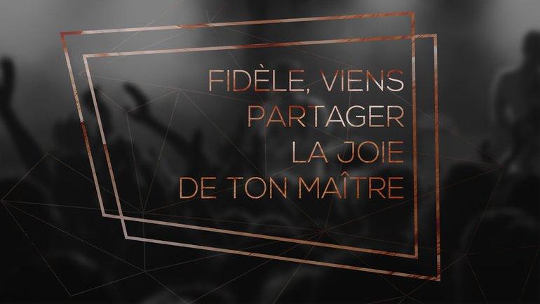 Julien Marié - Fidèle, entre dans la joie de ton Maître.