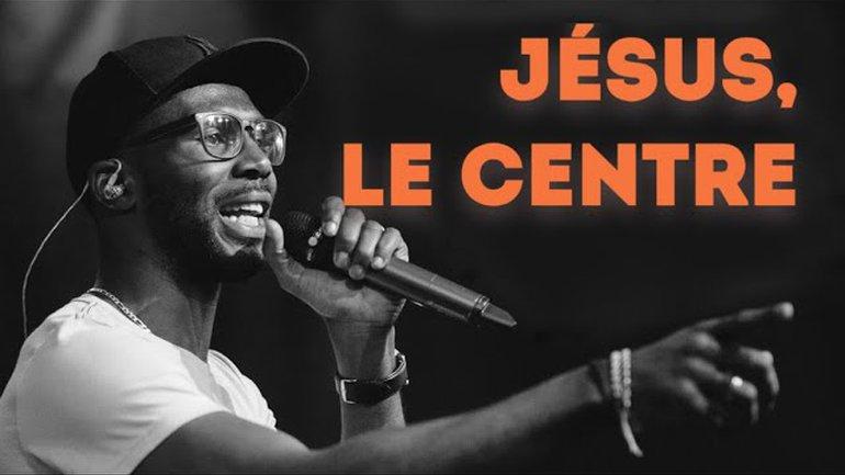 Jésus, le centre - Manou Bolomik