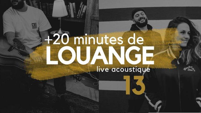 Matt & Sarah Marvane // Live Acoustique 13 // + 20 minutes sans effet ni retouche...du brut !