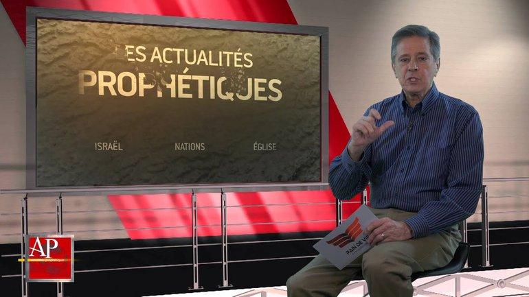 AP03-18 L'ANTÉCHRIST, LE FAUX PROPHÈTE ET LES 2 TÉMOINS (5)