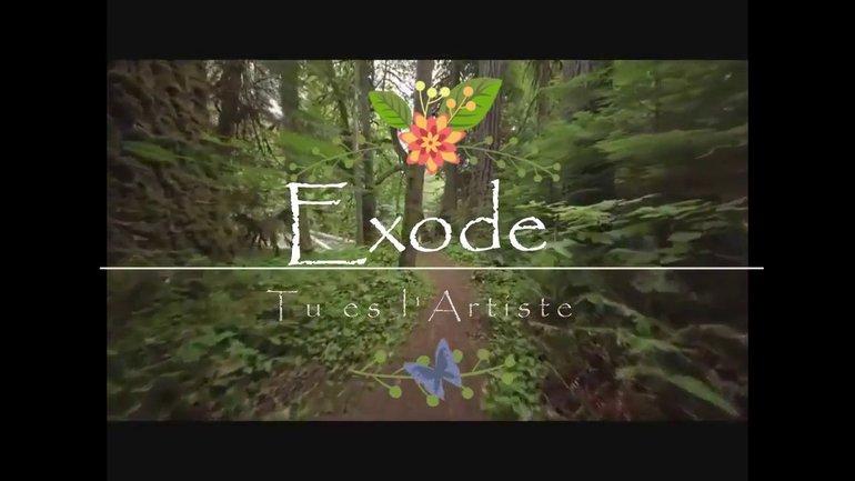 "Exode ""Tu es l'Artiste"""