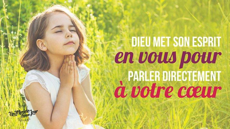 🔊 Dieu veut vous parler ! 🔥