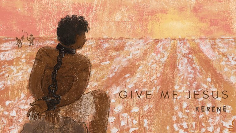 GIVE ME JESUS COVER (DONNEZ-MOI JÉSUS) | SLAVE SONG