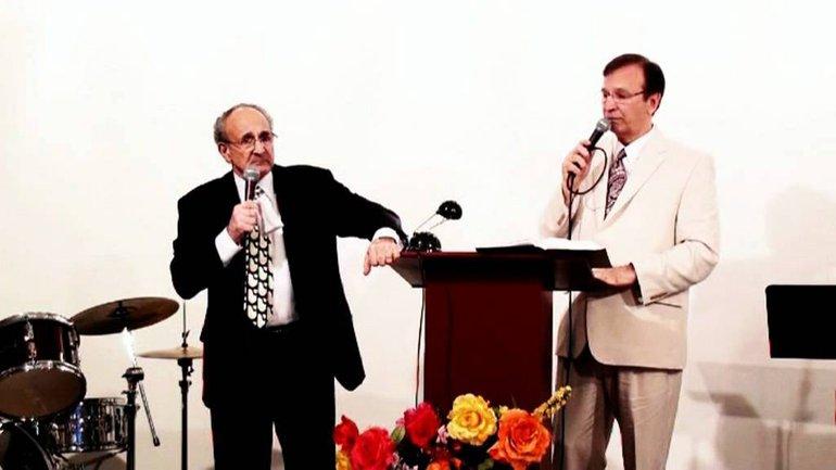 Conférence de L'évangéliste RJ Pasquale du 30 octobre au 6 novembre 2011