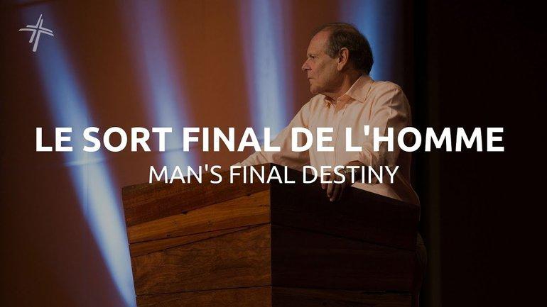 LE SORT FINAL DE L'HOMME   MIKI HARDY   02/05/2021