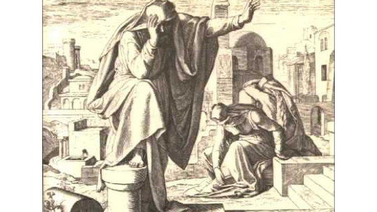 Keur Moussa - Lamentations 1 :10-14