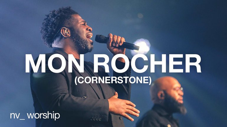 Mon Rocher (Cornerstone) | NV Worship avec Jean Jean