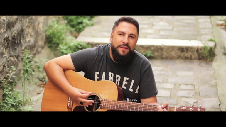 Bruce Manes - Chante (Clip Officiel)