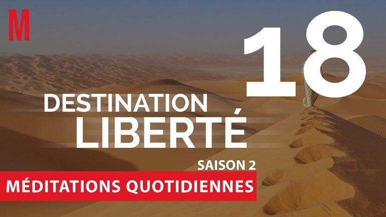 Destination Liberté (S2) Méditation 18 - Exode 20.1-17 - Église M