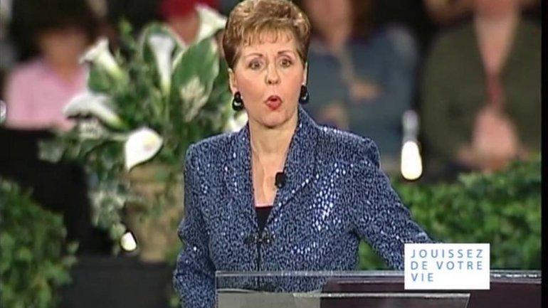 Vous ne pouvez pas vaincre le diable la bouche fermée (2/2) - Joyce Meyer - Grandir avec Dieu