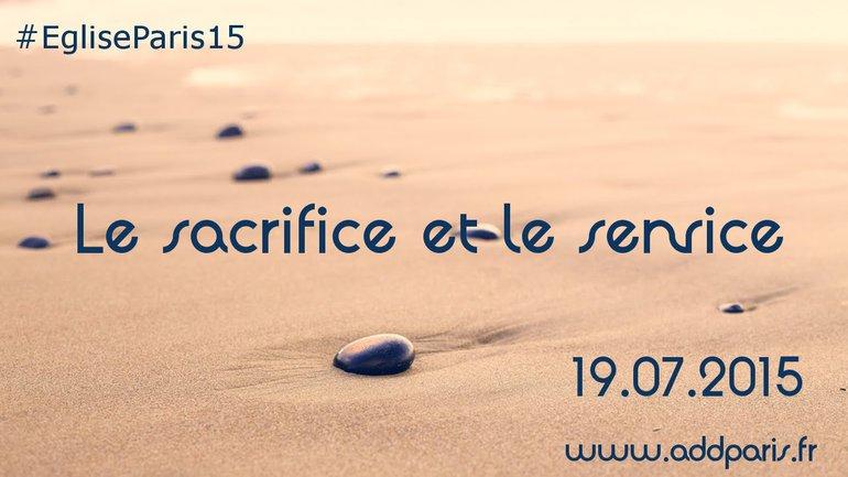 Gabriel Oleko - Le sacrifice et le service