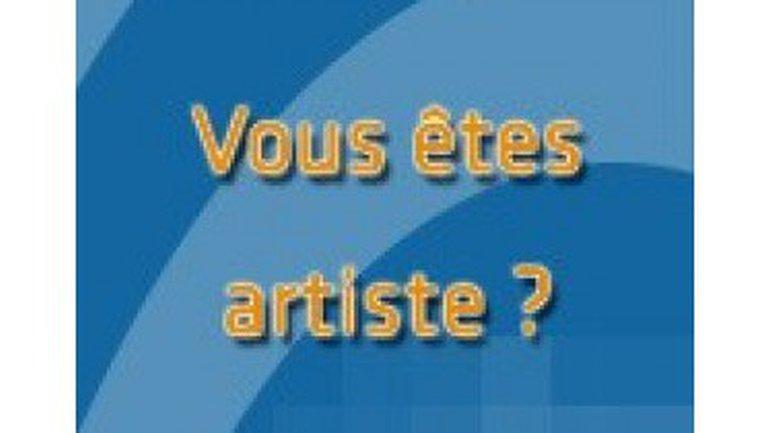 Vous êtes artiste ? Suivez le guide...