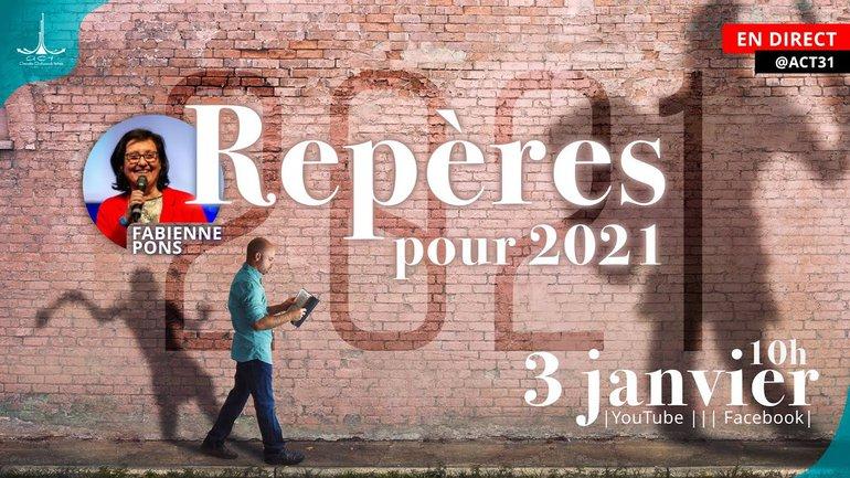 Repères pour 2021 par Fabienne Pons   ACT