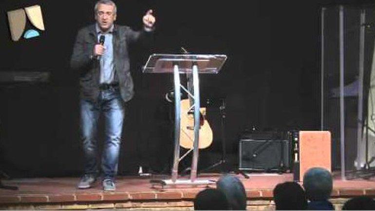 Franck Lefillatre Samson un héros de Dieu (1ère partie)