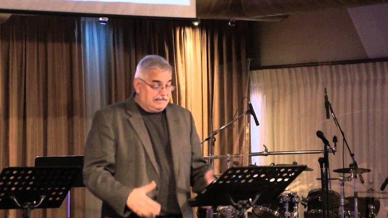 Serge Pinard - La réconciliation