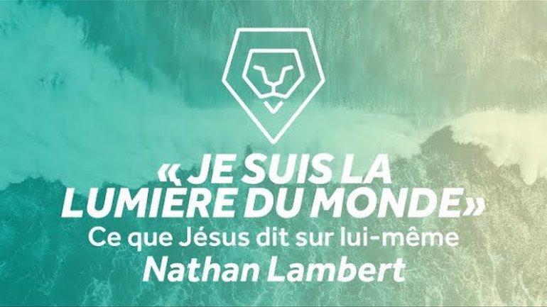 """""""Je suis la Lumière du Monde"""" - Ce que Jésus dit sur lui-même [Le Message du dimanche]"""