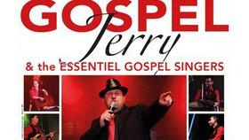 Jerry and The Essentiel Gospel Singers en concert à Lons le 20 décembre 2014
