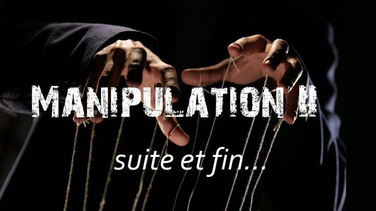 Manipulation, Suite et Fin - Ivan Carluer