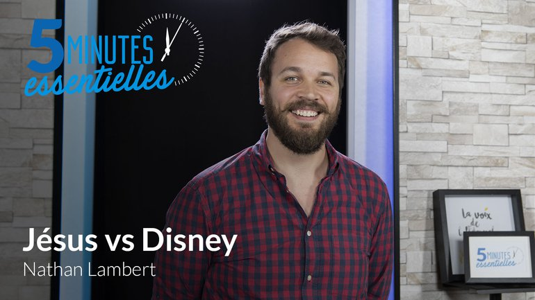 Jésus vs Disney