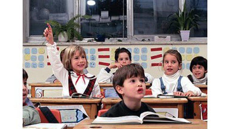 La première leçon à l'école de Dieu
