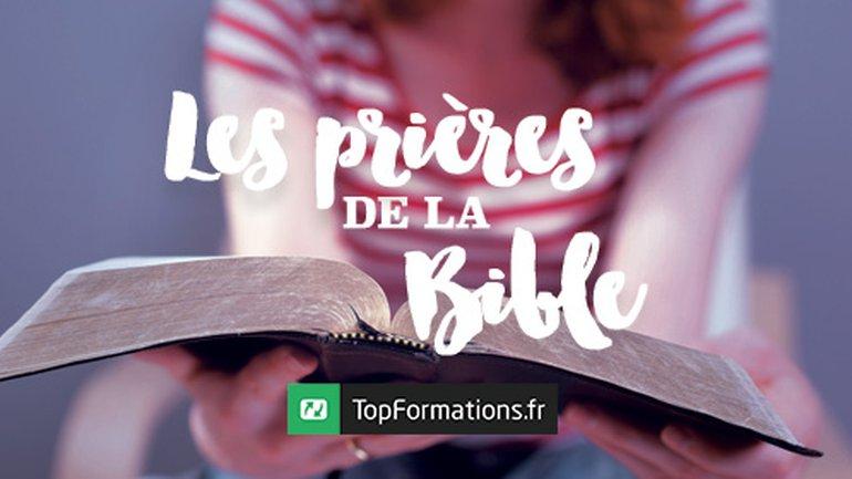 Les prières de la Bible