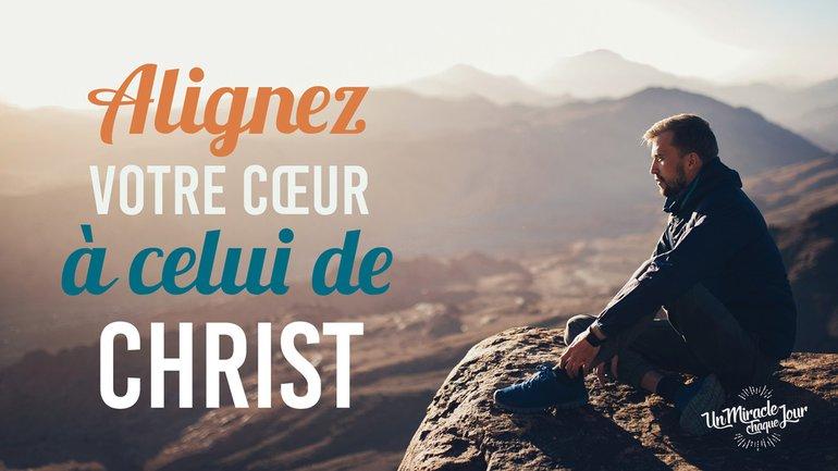 Alignez votre vie avec celle du Ciel 💞