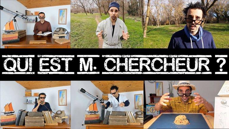 Qui est Mr Chercheur ?