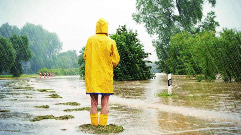 Si les eaux ont submergé ta vie