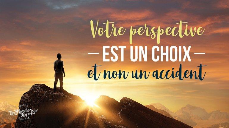 🤓 Choisissez la bonne perspective 🧐
