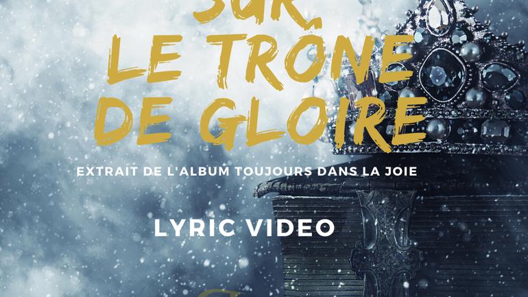 Pierre Cossa - Sur le trône de gloire (Lyrics video)