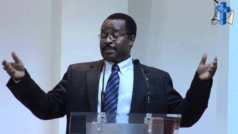 Simon Keglo - Osons poser nos questions à Dieu