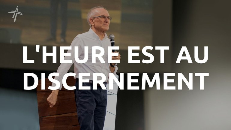 L'HEURE EST AU DISCERNEMENT   ROLAND LA HAUSSE   25/07/2021