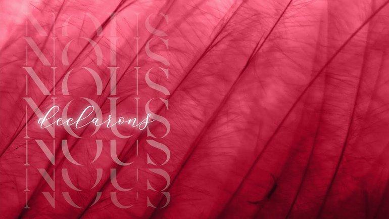 NOUS DECLARONS - Chercheuse d'Or feat. Steve Ngono