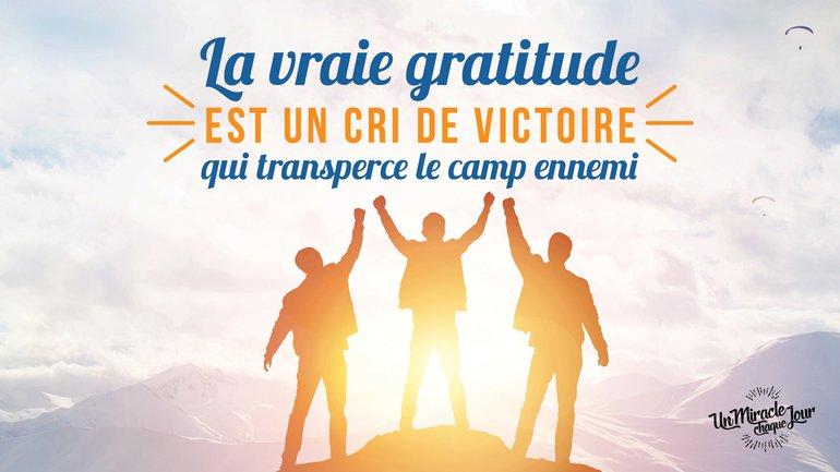 😊 Votre gratitude est un cri de victoire !