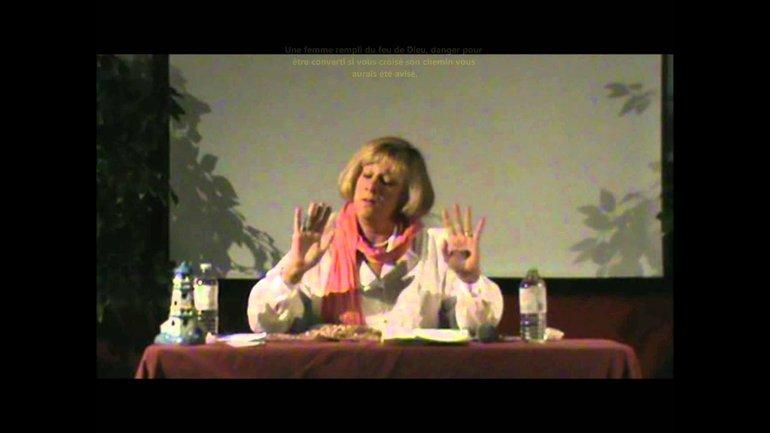 Carole Lavigne, une femme remplie du feu de Dieu