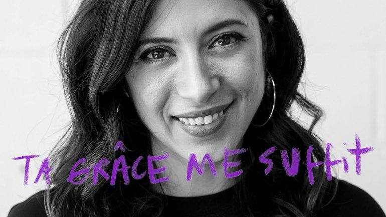Ta grâce me suffit (Lyrics vidéo) - la Chapelle Musique & Marielly Juarez