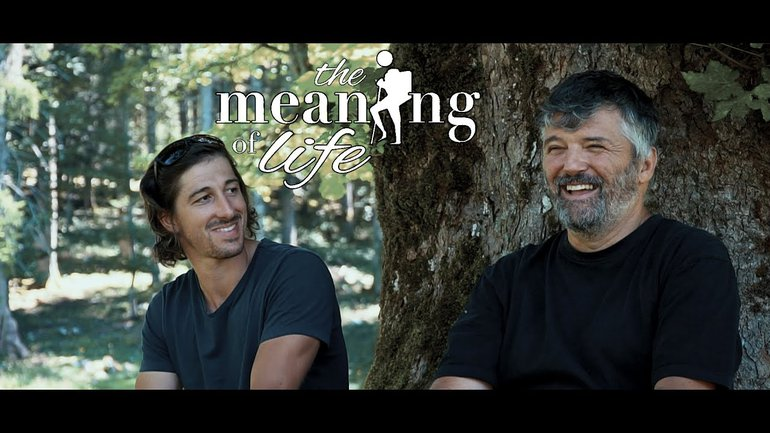 The Meaning of Life, Interview 4/4 Alain Auderset