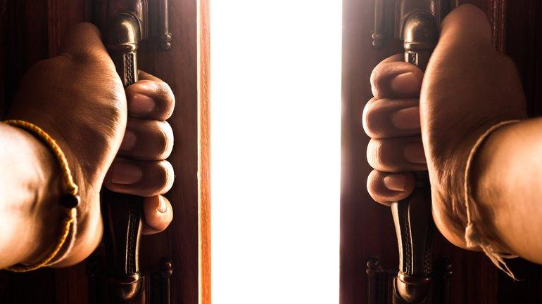 Jésus est la porte !