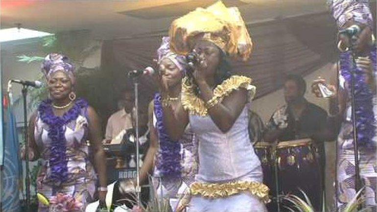 Monica Boakye Agyemang - Come and see