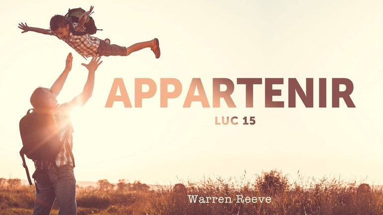 Appartenir - Warren Reeve