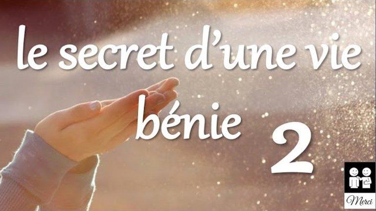 """Le secret d'une vie bénie : le """"Re'shiyth"""" (2) - Ivan Carluer"""