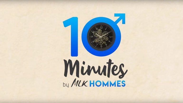 10 Minutes by MLK Hommes #7 - Prendre soin de toi spirituellement - Eric Dufour