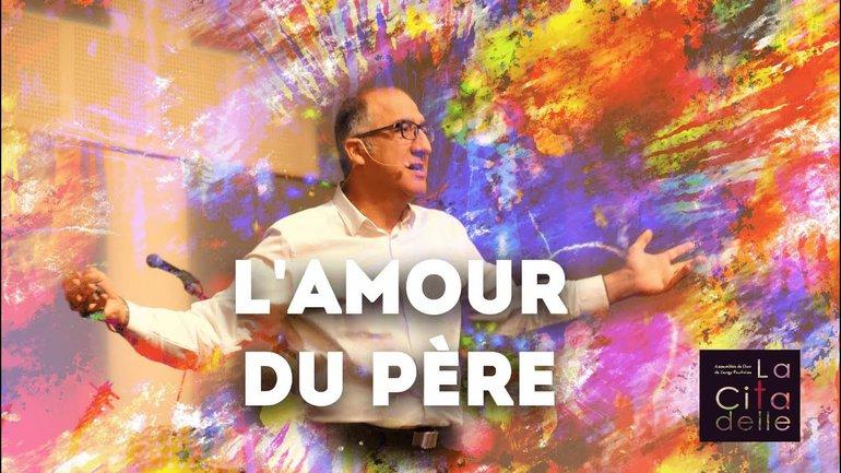 L'amour du Père - Alain Aghedu