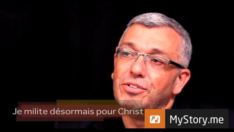 """L'histoire de Carlos Payan : """"Je milite désormais pour Christ"""""""
