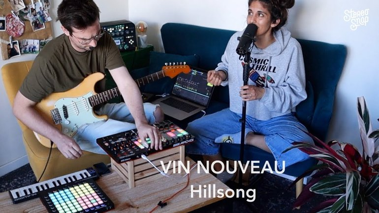 StereoSnap / Vin nouveau - Hillsong COVER